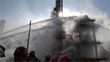 快訊/台塑六輕煉油廠發生火警 15分鐘撲滅