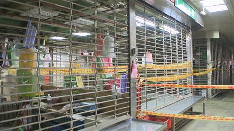 北市確診者曾到濱江市場 東湖市場豬肉攤老闆染病還工作
