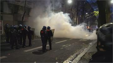 下議院通過「整體安全法」 法國民眾示威爆衝突