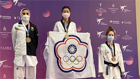 壓力大!羅嘉翎摘第4張奧運門票哭了:一度緊張到不會踢
