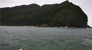 快新聞/中颱外圍環流影響蘇澳沿海湧長浪 龜山島今封島一天