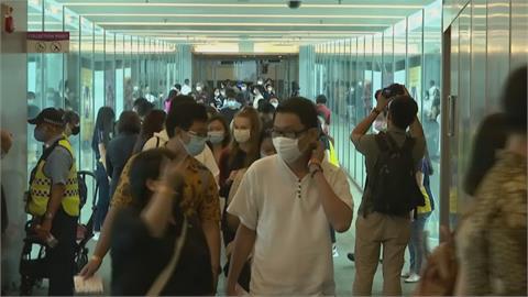 星國加強對台邊境管制 自台入境旅客須隔離21天