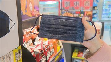 「隕石黑」口罩限量3萬盒預購 13分鐘就掃光