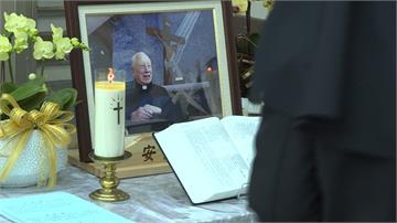 神父畢耀遠享壽96歲 副總統頒發褒揚令