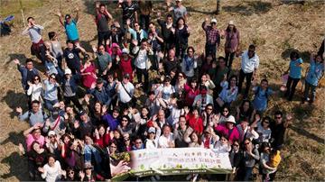 3年種4.5萬棵樹!美安台灣投入千萬造林,守護大地之肺