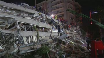 土耳其7.0強震超過20死800傷 海嘯淹街道場面怵目驚心