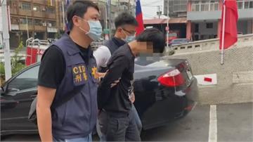 缺錢買毒砸娃娃機台偷商品 毒犯遭警逮拒捕又咬傷小隊長