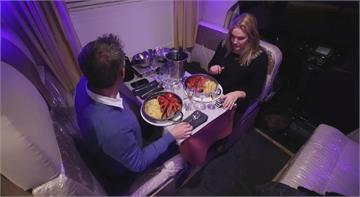 比利時防疫餐廳限外帶 客人改在露營車用餐