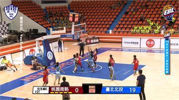 國小校際籃球賽77:0完封!網友:求選手心理陰影面積