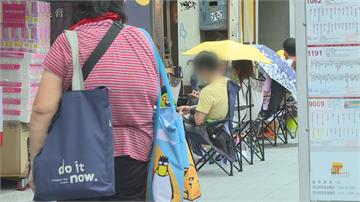 口罩之亂2.0?藥妝店開賣「彩色口罩」 代排價格曝光!每小時250元 一天可賺近6千