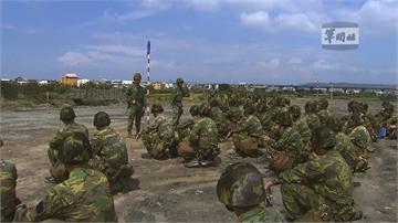 強化國軍後備戰力!國防部元旦起增編2步兵旅