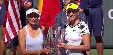 謝淑薇與梅騰絲 獲年終賽參賽資格