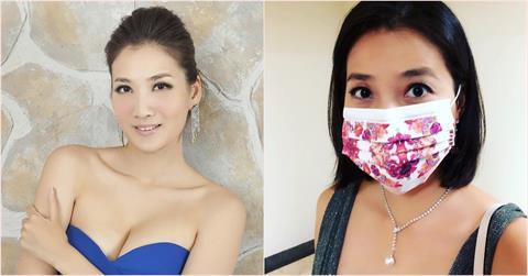 李培禎「罩不離身」3週內僅出門3次 無症狀確診友人都嚇壞!