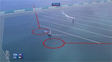 美洲盃帆船挑戰賽 美國隊22億豪船差點沉沒