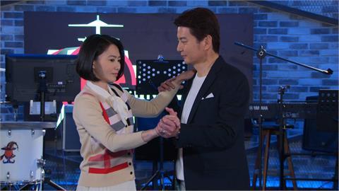 侯怡君演 《多情城市》 被倪齊民搞得心花開 !頻頻笑場