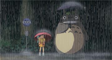 《龍貓》淋雨借傘不還?宮崎駿親曝暖心原因 粉絲讚:太可愛