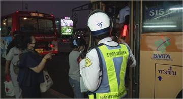 泰國實施宵禁暫停客機入境3天 疫情若持續恐24小時禁足