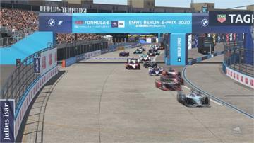 虛擬方程式賽車第五回合 威廉斯車隊車手羅蘭德突圍奪冠