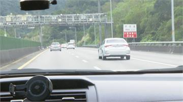 驚!比平常日還順暢 連假首日國5均速80km
