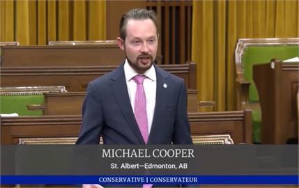 加拿大議員提出加台關係架構法 國會一讀通過