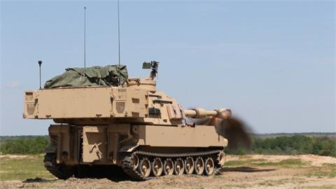 拜登上任對台首批軍購 美將公告M109A6自走砲售案
