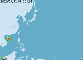 快新聞/破解7月無颱風紀錄? 熱帶性低氣壓成形最快今成颱