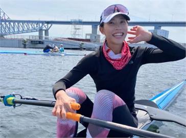 快新聞/東奧門票到手!划船甜心黃義婷二度叩關奧運