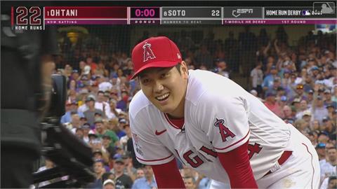 「全壘打大賽」焦點中的焦點! 大谷翔平二度延長賽首輪出局