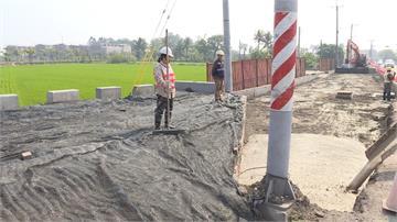 雲縣用「再生粒料」鋪路 政府澄清:不是底渣
