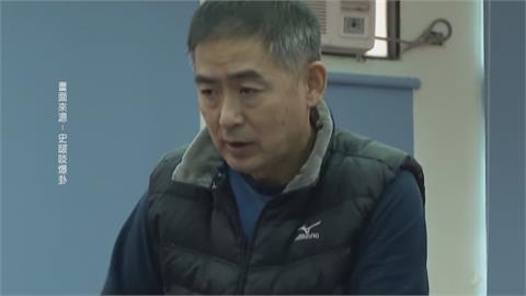 林昀儒中國教練 曾帶過倫敦奧運金牌張繼科
