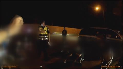 疑徵信社裝GPS被抓包 遭追上國道砸車暴打
