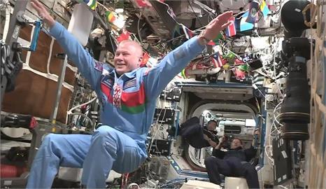 史上第一屆「太空奧運會」 無重力比賽HIGH翻國際太空站