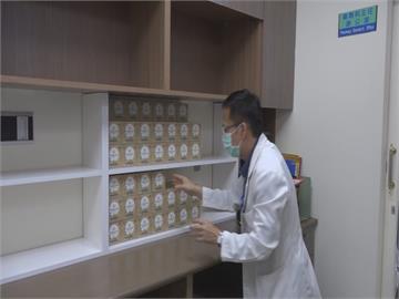 清冠一號登場!部彰醫院25名染疫輕症患者服用