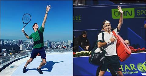 網球/40歲費德勒被問何時退休?他一段話耐人尋味