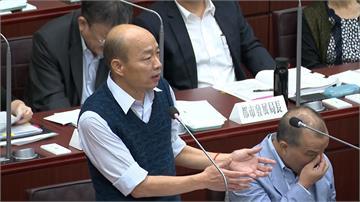 家臣變高官惹議!韓國瑜證實程建騰婉拒職務