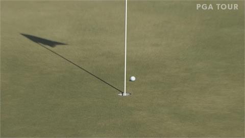 PGA阿諾帕瑪錦標賽 德尚博最後一泂一桿勝出