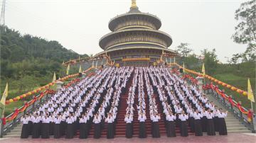 比北京天壇更高更大!「霧峰一貫道白陽聖廟」落成