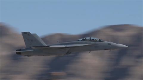 傳美軍F-18飛越台北上空? 國軍駁斥:假訊息