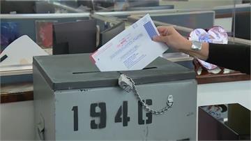 美大選投票踴躍 逾128萬選民提早投票 佛州郵寄選票鬧雙胞
