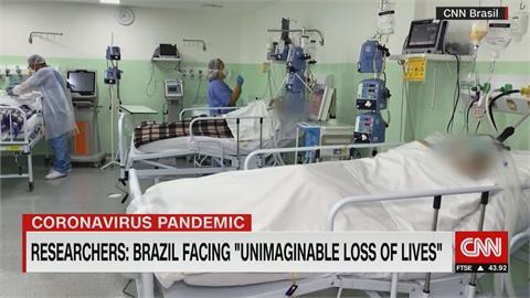 確診全球第2高!巴西淪疫情震央插管藥物短缺 里約熱內盧市長二度染疫