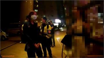 疑溝通不良 外籍女與計程車司機爆拉扯衝突