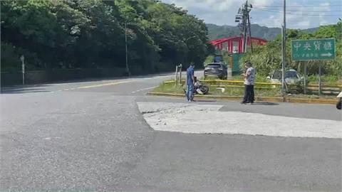 瑞芳死亡車禍 曳引車左轉撞機車 騎士噴飛頭部重創喪命