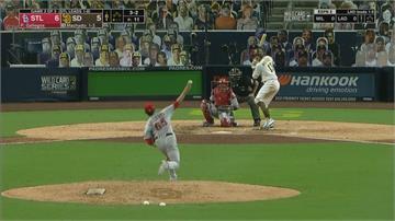 MLB/教士背水一戰逆轉勝紅雀 週六上午10:00最終決戰
