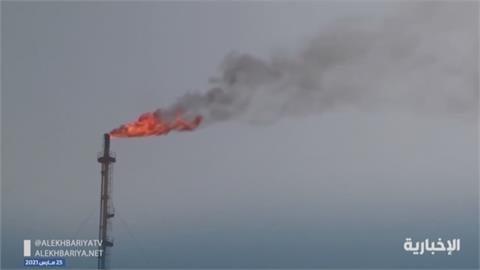 聯軍介入葉門內戰6週年 沙烏地輸油站遇襲起火