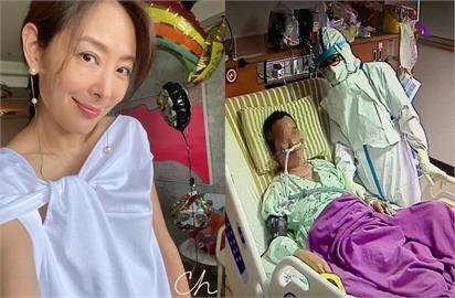 捐贈「救命神器」立大功!63歲確診男脫離險境 賈永婕:很開心幫上忙