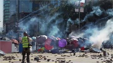 全球/捍衛自由前線!南韓大學生校園抗警暴血淚史