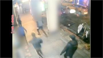 卡拉OK外爆衝突 男遭4惡煞追砍中4刀
