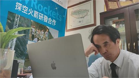 快新聞/扭轉太空夢! 「火箭阿伯」吳宗信接任國家太空中心主任