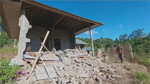峇里島今晨地牛翻身!奪3命包括3歲大女童