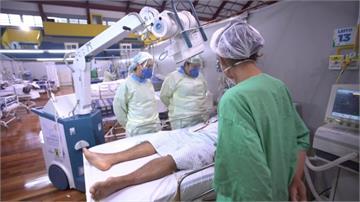 巴西疫情升溫! 醫護竟遭指是「被污染者」